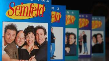 seinfeld season dvds