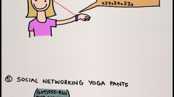 wearable technologies comic