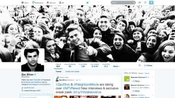 zac efron on Twitter