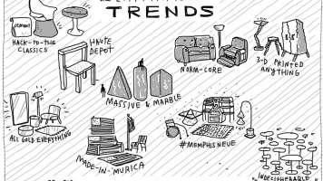 2014 Furniture Design Trends