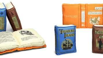 book-pillows