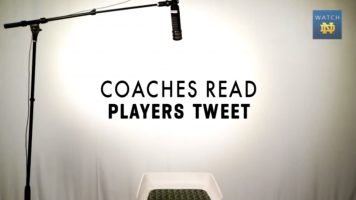 coaches read players tweets