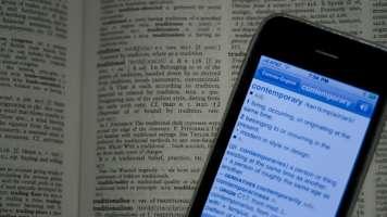 dictionary contemporary
