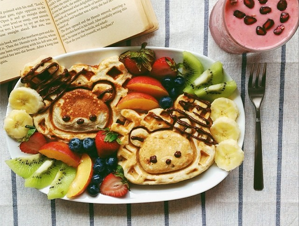 gan chin lin food instagram