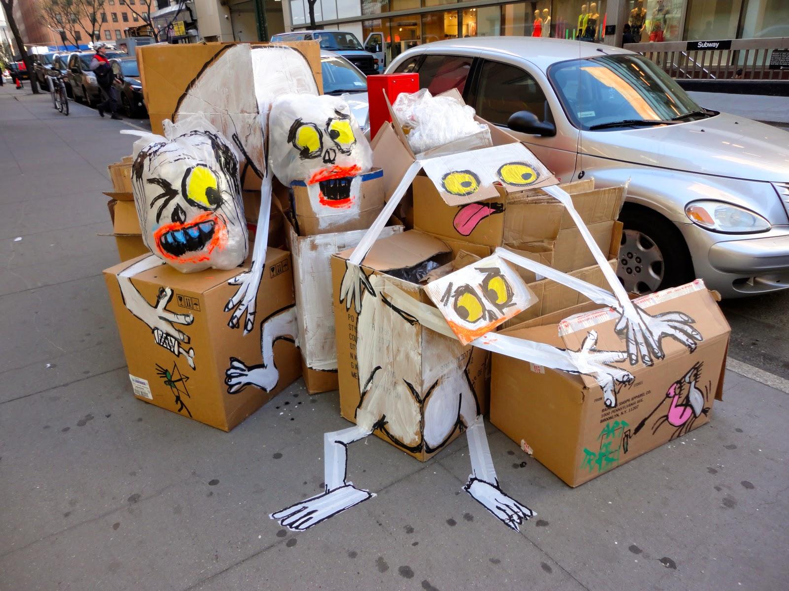 Все своими руками с мусорами
