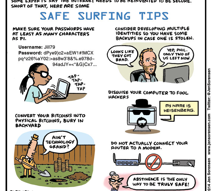 risks of surfing on the internet It seems you can surf the internet and check your email from virtually anywhere these days — in how to minimize the risks of using free public wifi.