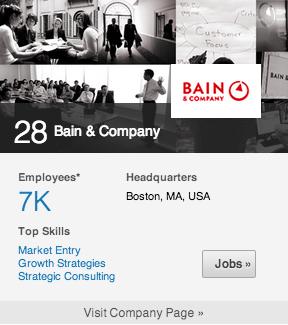 28. bain & company
