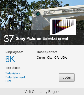37. sony pictures