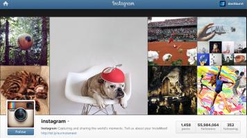 Instagram_Instagram Page
