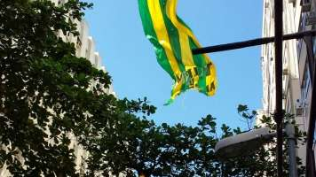 streets of brazil prepared for the 2014 fifa world cup