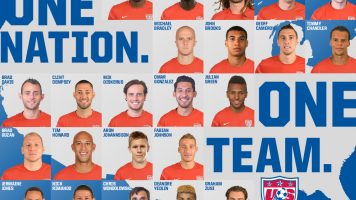 usa roster